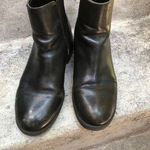 Black Steven Madden Boots